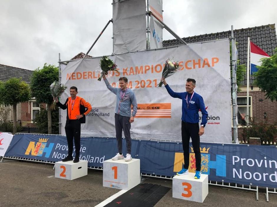 Christ Donders Podium M50 NK 10km Hem