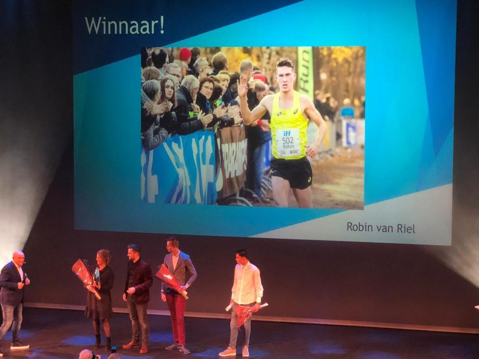 Sportgala 2019 Mannen: Robin van Riel