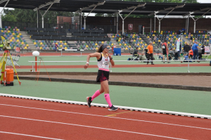 Jenny snelwandelen NK Masters